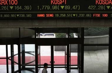 Sempat Alami Trading Halt, Indeks Kospi Ditutup Melemah 5 Persen Lebih