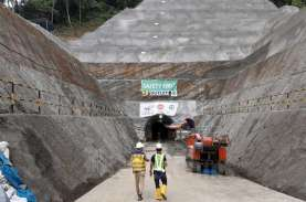 Menteri PUPR Pastikan Proyek Infrastruktur Berlanjut