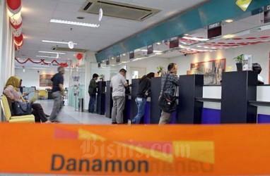 Bank Danamon Tebar Dividen Rp1,42 Triliun