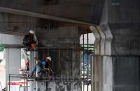 Proyek Infrastruktur Akan Disetop, Kontraktor Kecil Resah