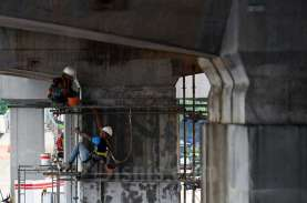Proyek Infrastruktur Akan Disetop, Kontraktor Kecil…