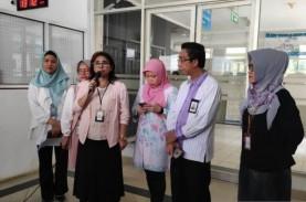 Kasus Positif Corona di DKI 353 Orang, RSUP Persahabatan…