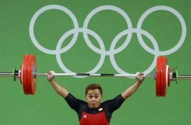 Di Tengah Corona & Ketidakpastian Olimpiade, Lifter Eko Yuli Tetap Berlatih