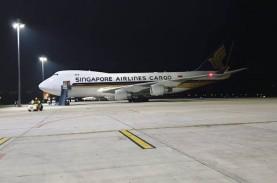 Bertahan dari Corona, Singapore Airlines Potong Gaji…