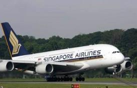 Dampak Corona, Singapore Airlines Kandangkan 138 Unit Pesawat