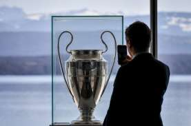 UEFA Resmi Undur Final Liga Champions dan Liga Europa
