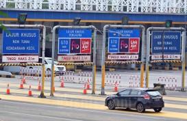 BPJT: Trafik Kendaraan di Jalan Tol Anjlok Hingga 60 Persen