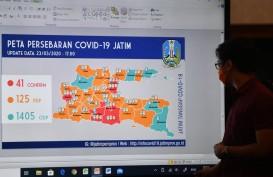 CEK FAKTA, Surabaya dan Malang Wilayah Transmisi Lokal Covid-19