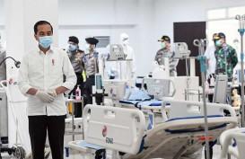 Jokowi Minta BPJS Kesehatan Siapkan Anggaran Penanganan Virus Corona
