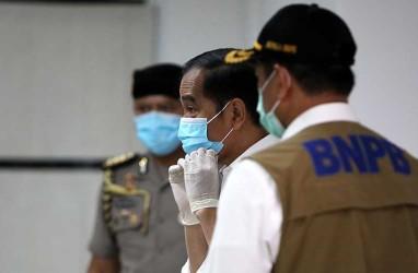 Jokowi Minta Tenaga Medis Jadi Prioritas Rapid Test Corona