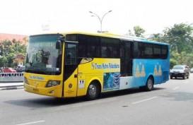 Penumpang Sepi akibat Corona, Pendapatan Bus Trans Metro Pekanbaru Anjlok 40 Persen