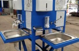 Palembang Sediakan 50 Titik Fasilitas Cuci Tangan