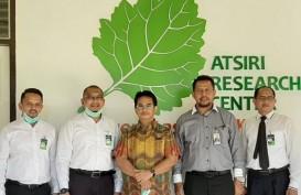 Bank Aceh Syariah Dukung Unsyiah Produksi Hand Sanitizer