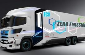 Toyota dan Hino Kembangkan Truk Berat Fuel Cell Hidrogen