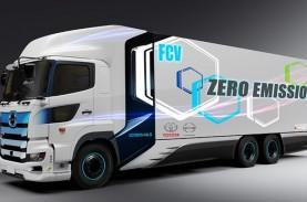 Toyota dan Hino Kembangkan Truk Berat Fuel Cell Hidrogen…