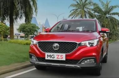 MG ZS Ramaikan Pasar LSUV, Hadapi Rush, HRV dan SX-4 S-Cross