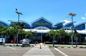 Operator Bandara Gorontalo Benahi Layanan Taksi Bandara