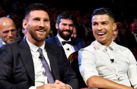 Ronaldo Serta Atlet Lain Donasi Lebih dari Rp17,7 Miliar Lawan Corona