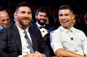 Ronaldo Serta Atlet Lain Donasi Lebih dari Rp17,7…