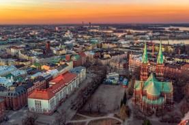 Finlandia Negara Paling Bahagia di Dunia