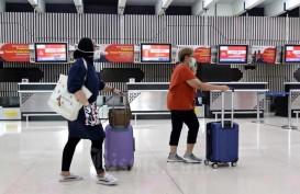 Basmi Virus, Bandara Soekarno Hatta Disemprot Disinfektan