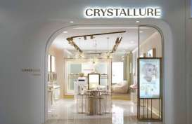 Crystallure Buka Flagship Store Pertamanya
