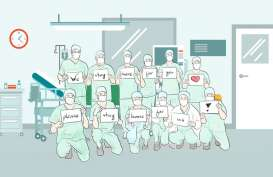 PROTEKSI PEKERJA MEDIS VIRUS CORONA : Memanusiakan Pahlawan Kemanusiaan