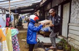 DARURAT VIRUS CORONA : Jasa Kurir & Ojol Banjir Order