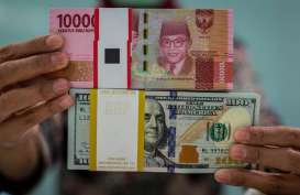 Dolar AS Terkoreksi Akibat Pembahasan RUU Stimulus US$2 Triliun