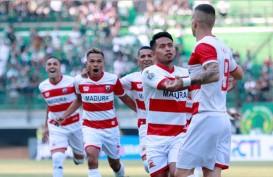 Kompetisi Ditangguhkan, Madura United Percaya Pemainnya Bisa Jaga Fisik