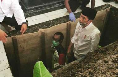 Ibunda Jokowi Meninggal, Satu Hal yang Disesalkan Kaesang