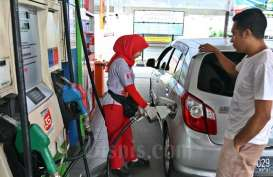 Pertamina Catat Penurunan Konsumsi BBM