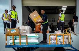 AKTIVITAS BANDARA AHMAD YANI : Jumlah Penumpang Turun, Kargo Meningkat