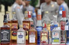 Mulai Hari Ini, Pemerintah Larang Ekspor Alkohol