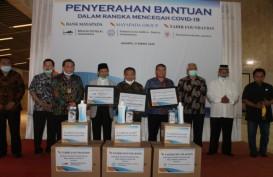 Perangi Corona: Selain Jakarta, Empat Provinsi Kecipratan Bantuan dari Tahir