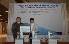 Tangani Wabah Corona, Tahir Mulai Salurkan Bantuan