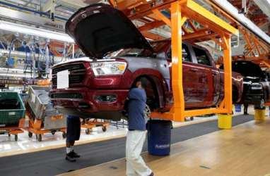 Toyota dan General Motors Perpanjang Penutupan Pabrik di Amerika