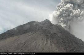 Pascaerupsi Gunung Merapi, Penerbangan Tetap Berjalan Normal