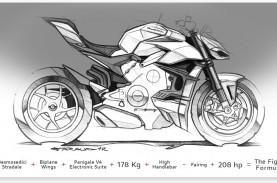 Ducati Streetfighter V4, Motor Anyar yang Terinspirasi…
