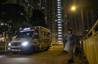 Kasus Corona Laju, Hong Kong Batasi Pertemuan Maksimum 4 Orang