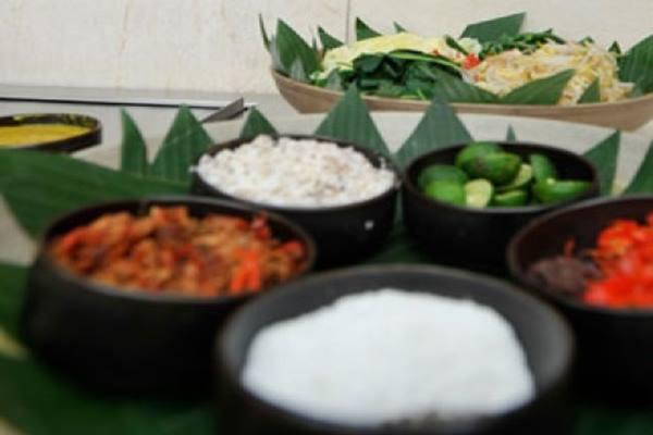 Makanan tradisional Indonesia - Antara