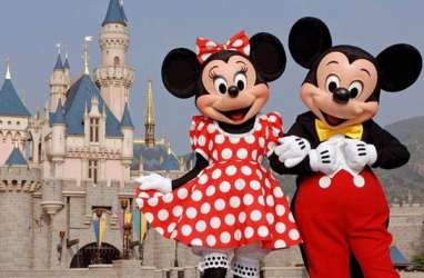 Disneyland Tutup Tanpa Batas Waktu