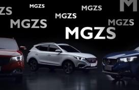 Luncurkan MG ZS, Morris Garage Realistis dengan Target Penjualan