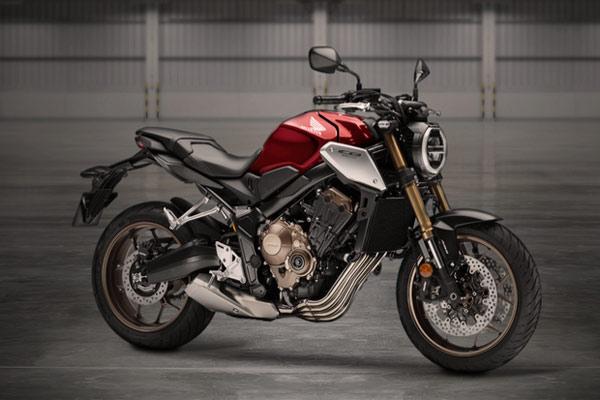 Ilustrasi - Honda CBR650R - HONDA