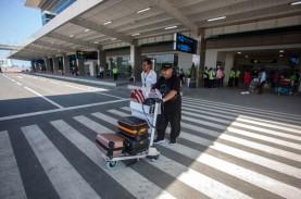 Pengoperasian Penuh YIA Diwarnai 53 Pembatalan Penerbangan