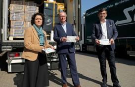 Dukung Tenaga Medis Jerman, Volkswagen Donasikan Rp715 Miliar