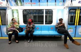 Penumpang Turun, Headway MRT Jakarta Diperlambat Jadi 20 Menit