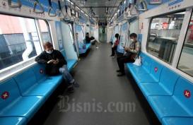 Hari Ini, Waktu Tunggu MRT Jakarta Jadi 20 Menit