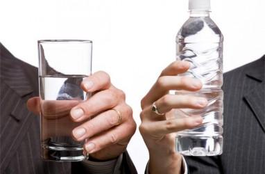 Industri Air Minum Dalam Kemasan Belum Revisi Target
