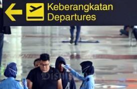 Imbauan Tetap di Rumah Berimbas ke Jumlah Penumpang di Bandara SSK II Pekanbaru